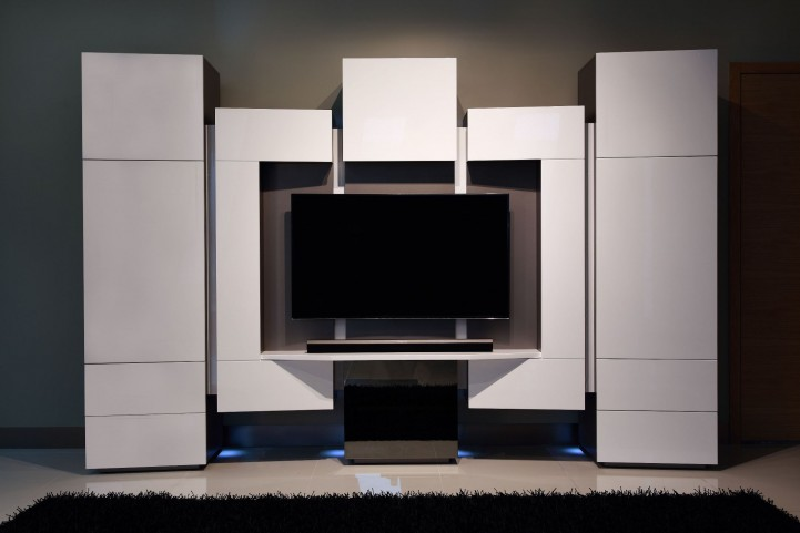 Kinoo Wall Unit/TV Console