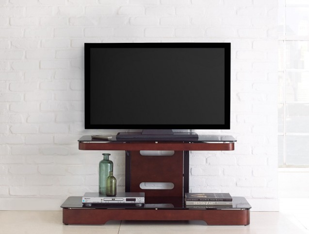 Kirkman Cherry TV Stand