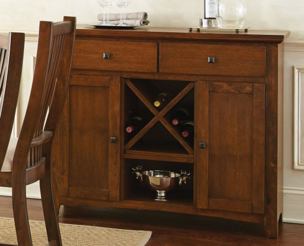 Kayan Rich Oak Server