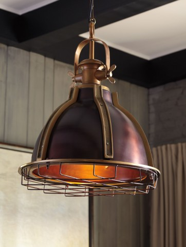 L000168 Pendant Light Metal Pendant Light