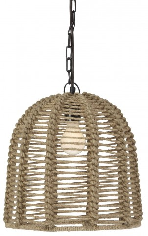 Jamarion Rope Pendant Light