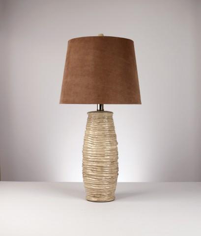 Haldis Ceramic Table Lamp Set of 2