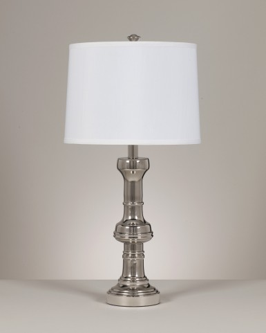 Peggy Metal Table Lamp Set of 2