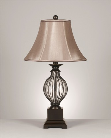 Ondreya Metal Table Lamp Set of 2