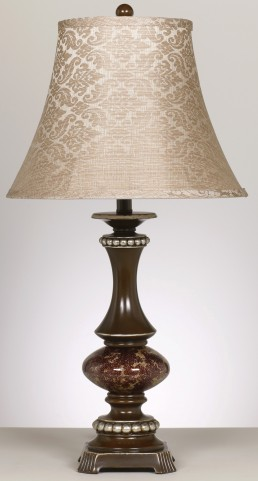 Rosemary Poly Table Lamp Set of 2