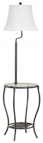 L734051 Metal Tray Lamp