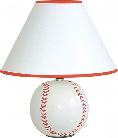 Sparta Baseball Table Lamp