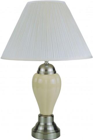 Niki Ivory Table Lamp