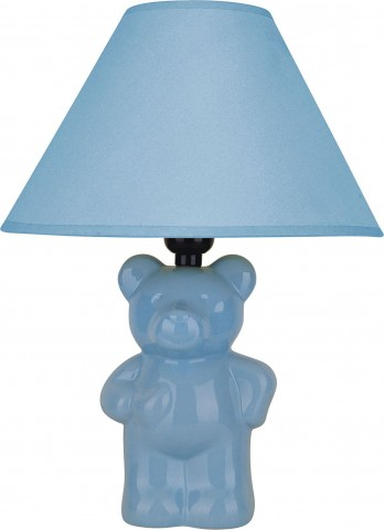 Gumi Blue Bear Table Lamp