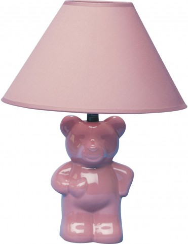 Gumi Pink Bear Table Lamp