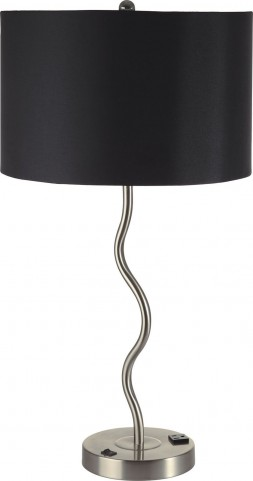 Sprig Black Table Lamp Set of 2