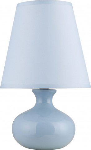 Kya Blue Table Lamp