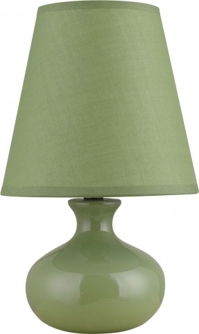 Kya Green Table Lamp