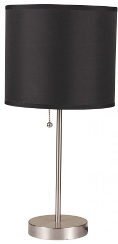 Mei White Table Lamp Set of 2