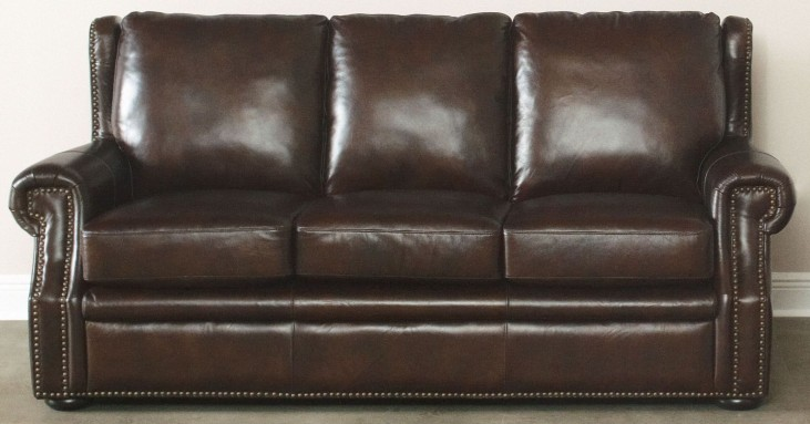 Colorado Springs Canyon Brown Sofa
