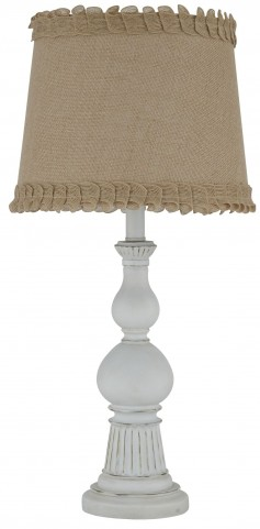 L857344 Poly Table Lamp