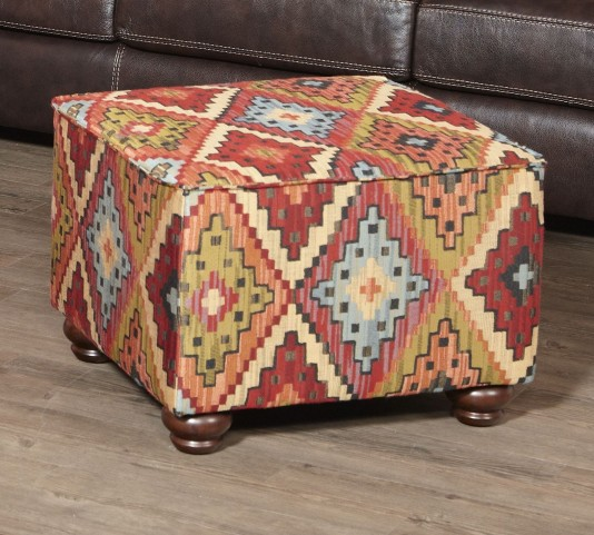 Adobe  Multi Accent Ottoman