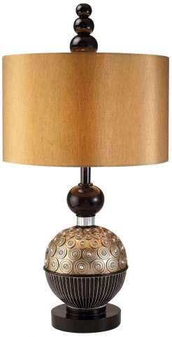 Patrice Champagne Gold Table Lamp
