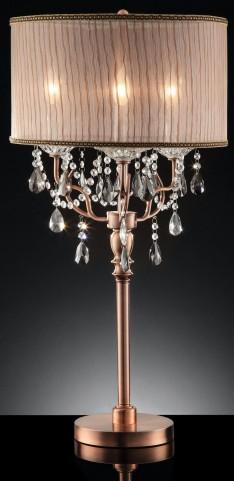 Cecelia Hanging Crystal Floor Lamp