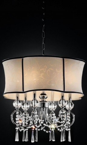 Juliana Hanging Crystal Ceiling Lamp