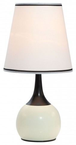 White Touch Lamp