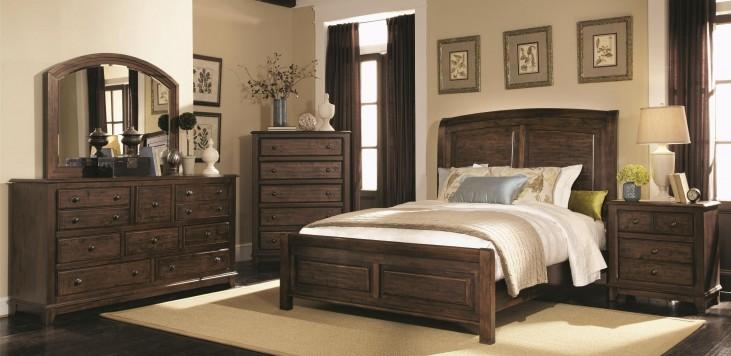 Laughton Sleigh Bedroom Set
