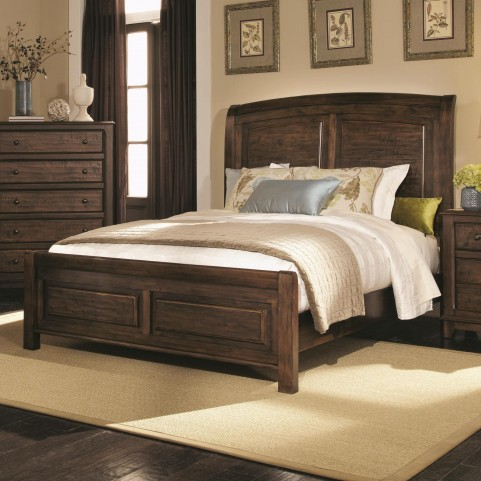 Laughton Queen Sleigh Bed