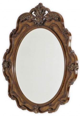 Lavelle Melange Console Table Mirror