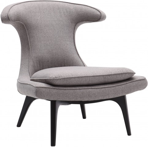 Aria Grey Fabric Chair