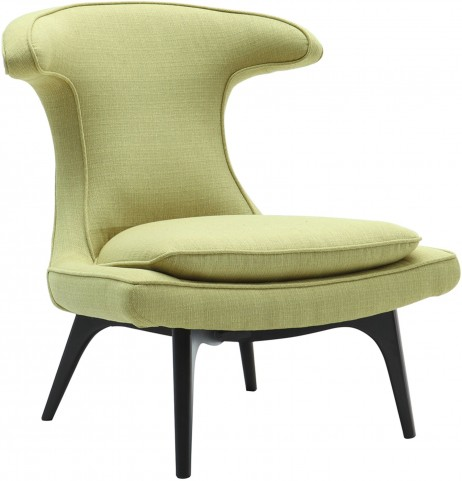 Aria Green Fabric Chair