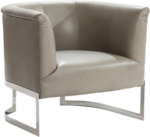 Elite Smoke Accent Chair