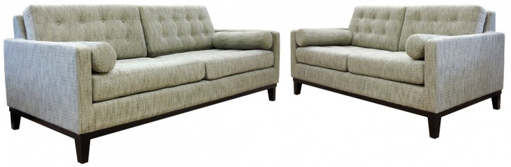 Centennial Ash Fabric Living Room Set