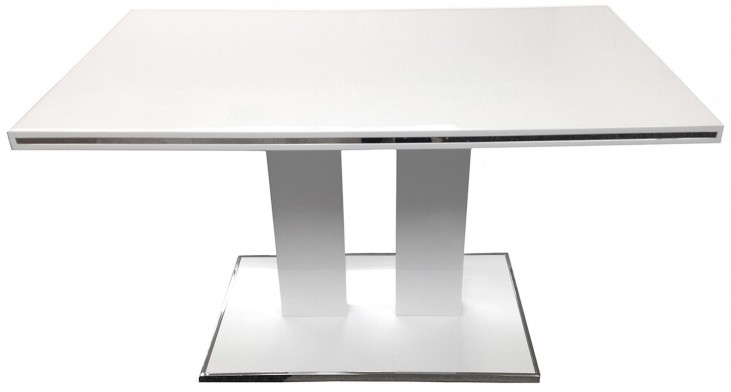 Amanda White Dining Table