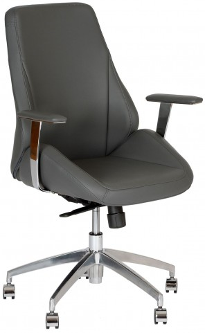 Argo Gray Office Chair