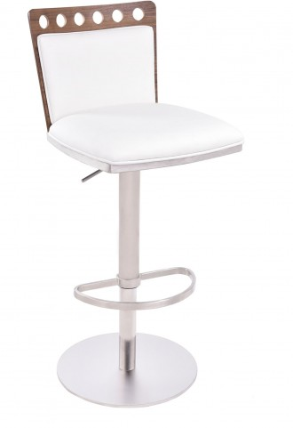 Brooke White Barstool