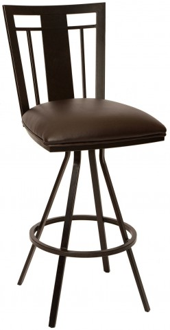 "Cleo 26"" Coffee Barstool"