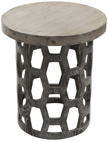 Centennial Two-Tone End Table