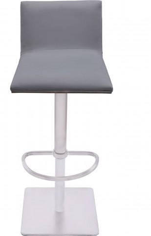 Crystal Grey Barstool