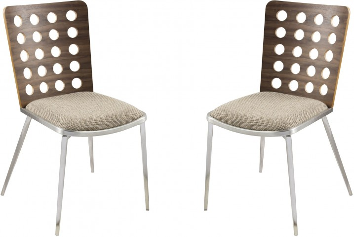 Elton Brown Dining Chair