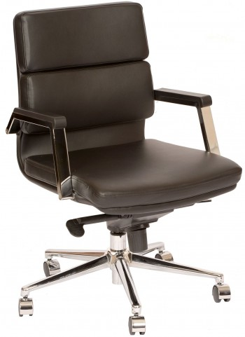 Fabian Black Office Chair
