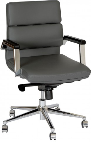 Fabian Gray Office Chair