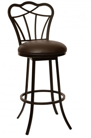 "Galvin 26"" Coffee Barstool"