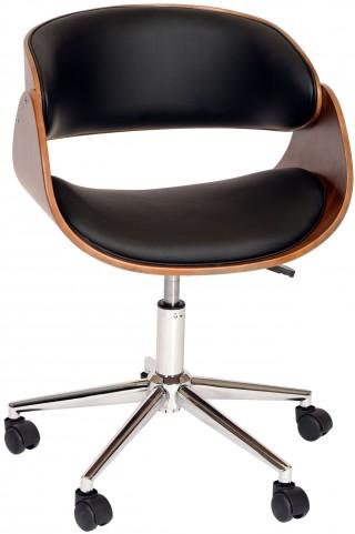Julian Modern Black Chair