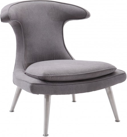 Marilyn Mist Fabric Chair