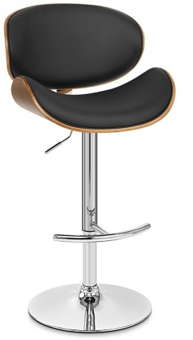 Naples Black Barstool