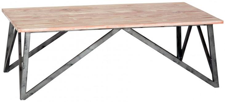 Regis Pine Top Coffee Table