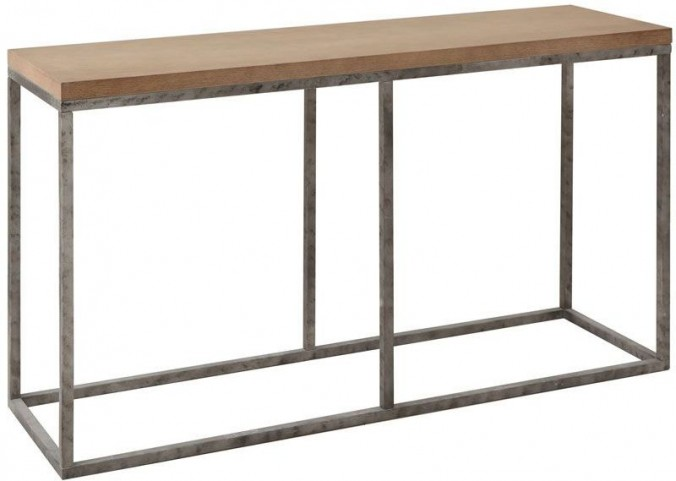 Sahara Brown Console Table