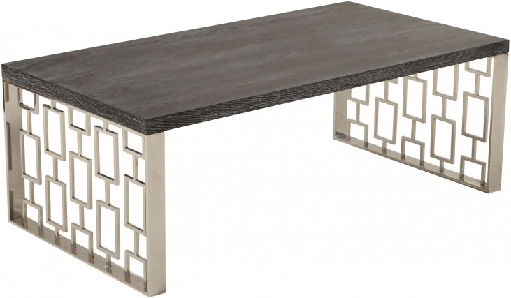 Skyline Gray Coffee Table