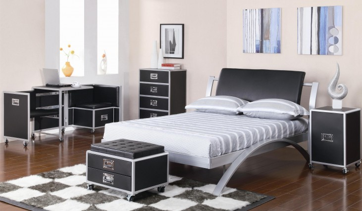LeClair Youth Platform Bedroom Set