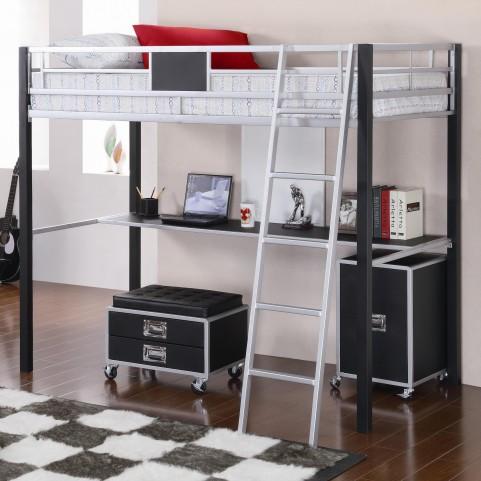 LeClair Loft Bedroom Set